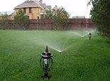 Заливаем газон
