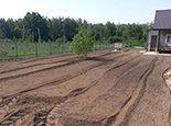 Підготовка до посіву або настилу газону